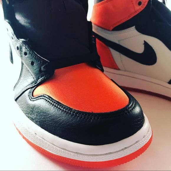 71a21d87e13 Jordan Shoes   1 Satin Sbb   Poshmark